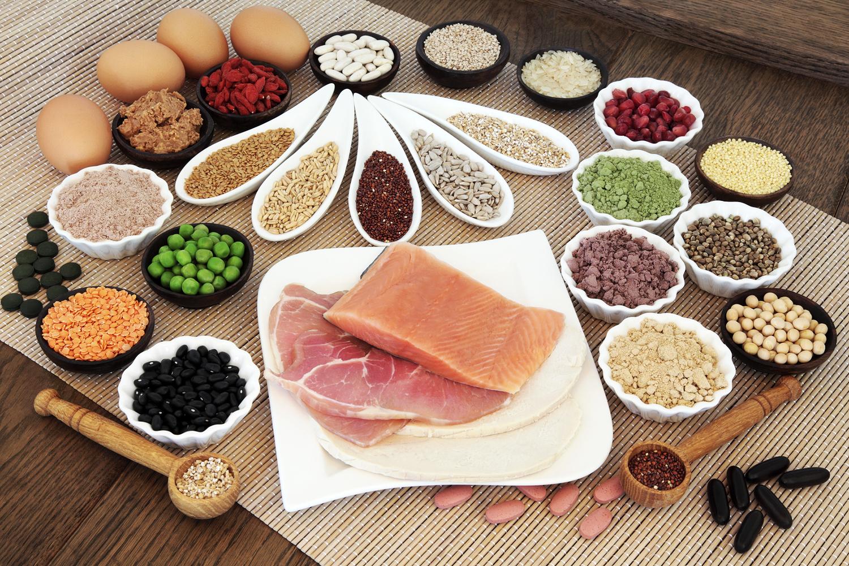 A dose certa de proteína que seu corpo precisa